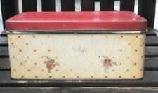 Vintage One  Loaf Bread Box