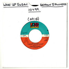 """SOUL.DETROIT SPINNERS.WAKE UP SUSAN / IF YOU CAN'T BE IN LOVE.UK ORIG 7"""".EX"""