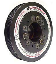 ATI Super Damper Crank Pulley for Nissan VQ35DE Pathfinder R50 02-04 Terrano QX4