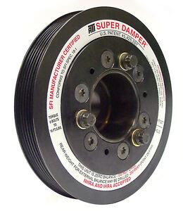 ATI 918588 Crank Damper Pulley for Nissan VQ35DE 350z Infiniti G35 R50 Street