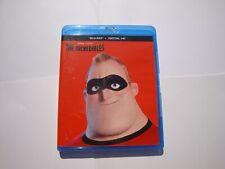The Incredibles *Like New* (Blu-Ray 2-Discs )*No Digital Code*
