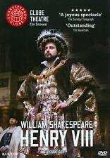 William Shakespeare's Henry VIII Globe Theater on Screen DVD_2 disc set NEW Con