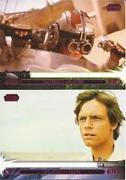 Star Wars Jedi Legacy - RARE Magenta (Pink) Parallel Set 90 Cards