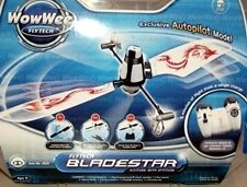 WOWWEE FLYTECH BLADESTAR REMOTE CONTROL R/C HELICOPTER