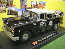 CHECKER A11 CAB TAXICAB TAXI DALLAS 1/18 SUN STAR 2507 voiture miniature collect