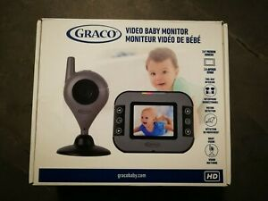 """Graco Video Baby Monitor with 2.4"""" Display"""