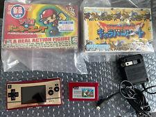 Nintendo GameBoy micro Super Mario 20th Anniversary System