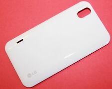 Original LG Google p970 Tapa batería batería Tapa trasera en