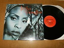 "TRISHA COVINGTON : WHY YOU WANNA PLAY ME OUT - 12"" vinyl USA 1994 - COLUMBIA"
