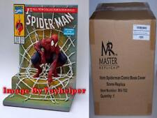 2006 Master Replicas Spider-man Comic Book Scene Replica Statue