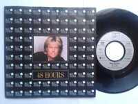 "Blue System / 48 Hours 7"" Vinyl Single 1990 mit Schutzhülle"