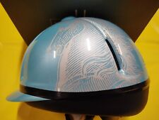 New Troxel Blue Riding Helmet Size Large