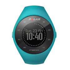Polar M200 GPS Watch With Optical Heart Rate Blue Medium/Large