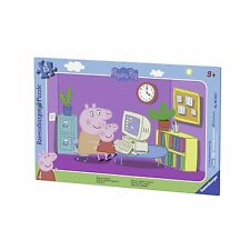 Puzzle Ravensburger 15 Teile - Rahmenpuzzle - Peppa Pig (52661)