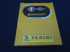 "Panini EM Euro 2016, 1 Box/display Continental version,20 packets ""not for sale"""