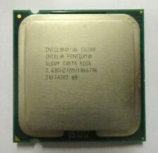 Intel Pentium E6300 - SLGU9 - 2,80 GHz - Sockel 775 - COSTA RICA/MALAY  #43