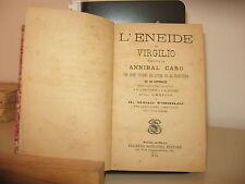 VIRGILIO - L'ENEIDE - SONZOGNO 1874