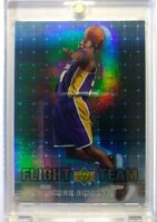 2006-07 Upper Deck UD Reserve Flight Team Gold Kobe Bryant #FT-KB, Lakers