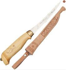 RAPALA Classic Hunting/Fishing Fish 'n Fillet Knife w/Sharpener Fin made6''blade