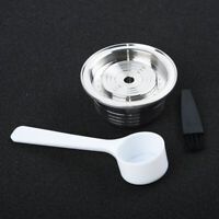 Refillable Coffee Capsule Cup For Nespresso Vertuo Reusable Filter Pods 230ml
