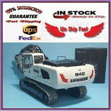 1/14 RC Remote Control Metal Hydraulic Excavator Model 946 Collectible Toy Gift
