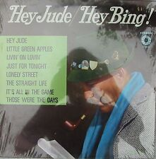 Bing Crosby Sealed US Reissue LP hey Jude hey Bing! Springboard Vocal Pop