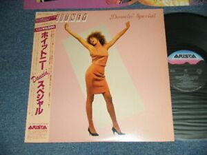 "WHITNEY HOUSTON Japan 1986 20RS-69 NM 12""EP+Obi WHITNEY DANCIN' SPECIAL"