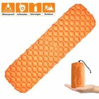 Ultralight Camping Inflatable Air Mattress Mat for Hiking Travel Sleeping Pad