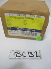 Square D 9070 K100D13 Industrial Control Transformer new