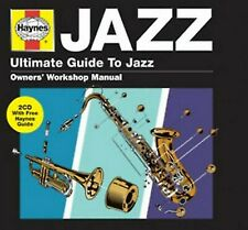 Haynes Jazz - Ultimate Guide to Jazz Owner's Workshop Manual New Music Audio CD