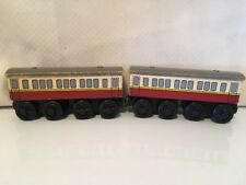 1998 Britt Allcroft Thomas Train Gordon's Express Passenger Coach Car Wooden Lot