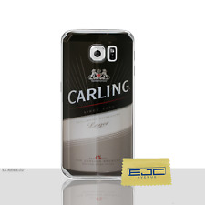Beer Case/Cover Samsung Galaxy S6 (G920) / Screen Protector / Silicone / Carling