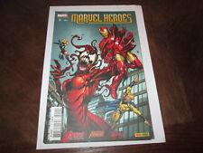 MARVEL HEROES 11 .COMICS MARVEL  PANINI 2008 .TBE