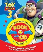 Disney Pixar Toy Story, 3: The Original Movie Collection (Book & CD), Disney, Ve