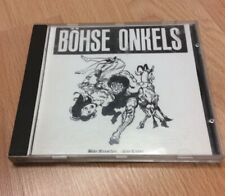 Böhse Onkelz - böse Menschen böse Lieder CD   RCD101 Rock-o-Rama Onkels Oi