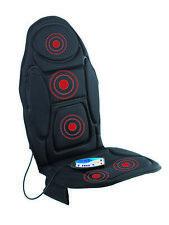 Massagematte Wärmefunktion Matte Vibration Massagesessel Auflage elektrisch NEU
