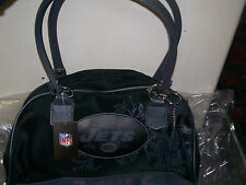 NFL New York Jets Caprice Bowler Concept One Purse
