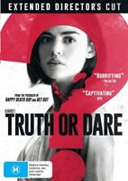Truth Or Dare Extended Director's Cut DVD NEW Region 4