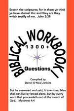 Biblical Workbook I by Darrel O. Jenkins (2001, Paperback)