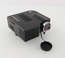 Mini proiettore portatile cinematografico LED HDMI PC VGA AV USB SD TELECOMANDO