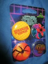 HALLOWEEN HORROR NIGHTS 2019 Universal Studios Exclusive Pin ~STRANGER THINGS