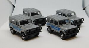2021 Matchbox Loose - Autobahn Express 5-Pack - Lot of 4 -  Land Rover Ninety