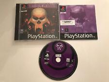 Shadow Master-Playstation 1 jeu