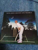 Elton John's Greatest Hits Volume II Vinyl, LP, Compilation, Stereo DJH 20520