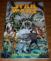 Classic Star Wars Vol 2: The Rebel Storm, Trade Paperback (TPB) Graphic Novel