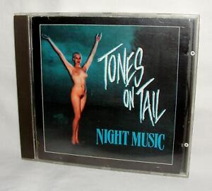 Tones On Tail ~ Night Music ~ BBL 51CD ~ CD Compilation Reissue UK CD