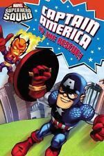 Super Hero Squad: Captain America to the Rescue! (Passport to Reading Level 2),