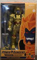 Hasbro Power Rangers Lightning Collection GOLDAR MMPR GameStop Exclusive Figure
