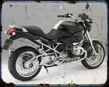 Bmw R 1200R Classic 11 3 A4 Metal Sign Motorbike Vintage Aged