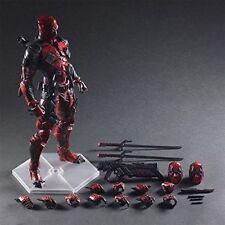 New SQUARE ENIX Play Arts Kai Marvel Universe Deadpool PVC Action Figure